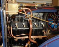 R/H side of engine
